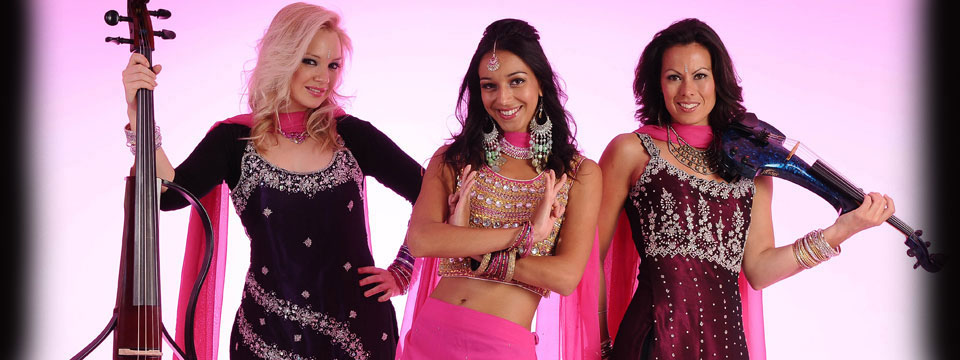bollywood string quartet hire