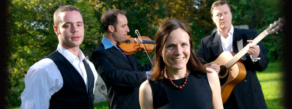 ceilidh and Irish folk bands for hire