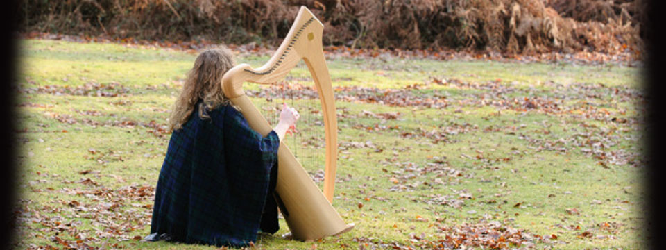 celtic harpist for wedding