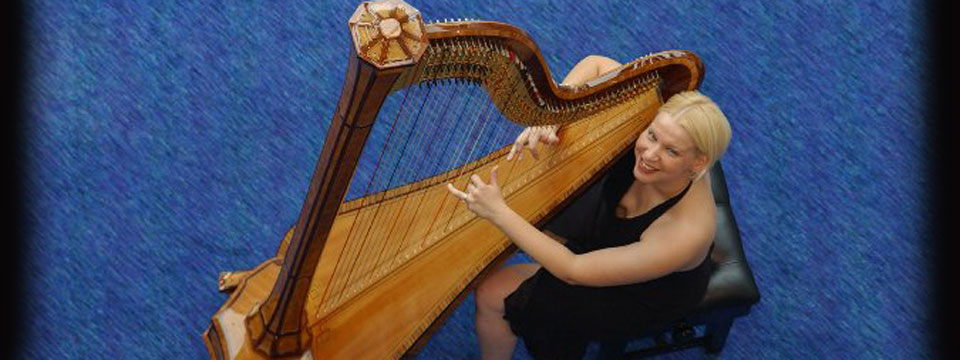 hire a harpist