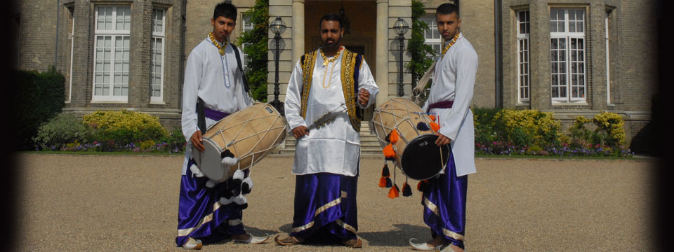 dholl drummer for wedding