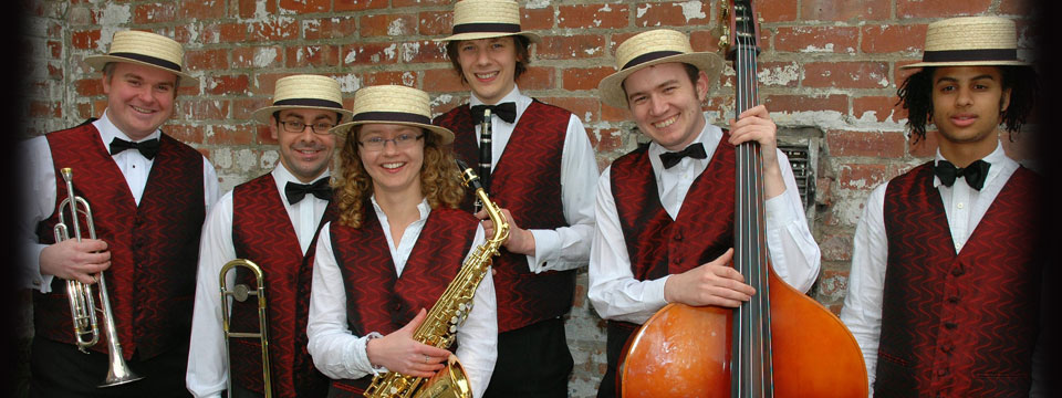 dixieland jazz band hire