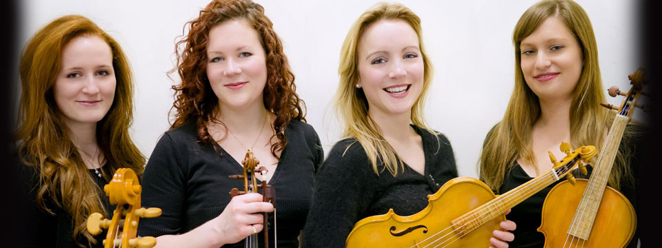 string quartet hire