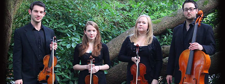 classical string quartet hire