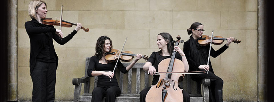 book a string quartet