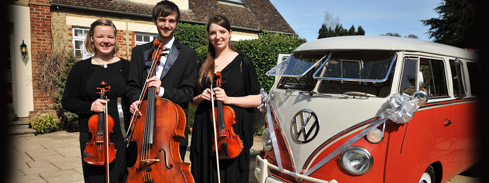 hire a string trio