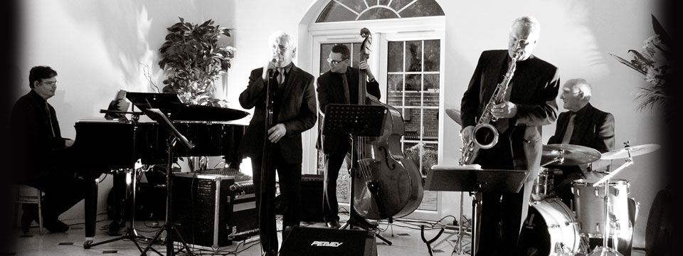swing and rat pack band hire