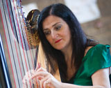 The Londonderry Harpist picture