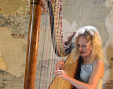 The Cornish Harpist picture