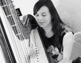 The Suffolk Wedding Harpist picture