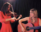 The London Guitar & Violin Duo picture