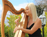 The Carlow Harpist picture