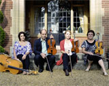 The Norfolk String Quartet picture