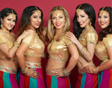 The Secret Bollywood Dancers Show picture