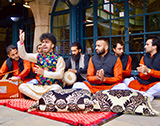 The Qawwali Party Group picture