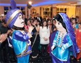 The Bhangra Mascots picture