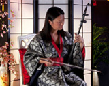 The Chinese Erhu Performer picture