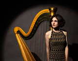 Hampshire Harpist picture