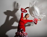 The London Flamenco Dancer picture