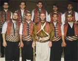The Palestinian Dabke Group picture