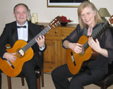 The Ayr Guitar Duo picture