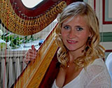 Kate the Harpist picture
