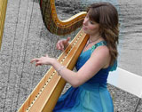The Lake District Harpist picture