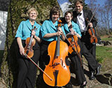 The Aberdeen String Quartet picture
