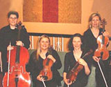 The Dublin String Quartet picture