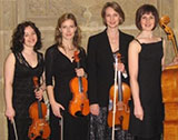 The Falcon String Quartet picture