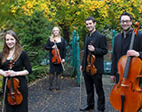 The Cheshire String Quartet picture
