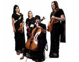 The London Bollywood String Quartet picture