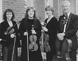 The Leicestershire String Quartet picture
