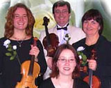 The Carmarthen String Quartet picture