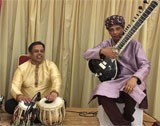 The Leicestershire Sitar and Tabla Duo picture